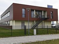 Headquarters of ECH