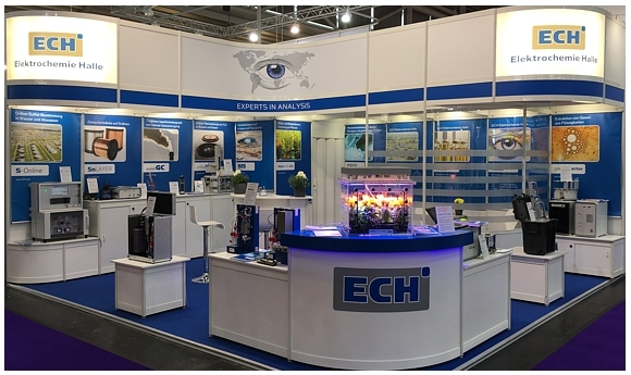 Booth of ECH