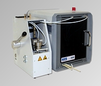 "Compact version ""H2S ANALYZER Cubi"" with Head Space Module"